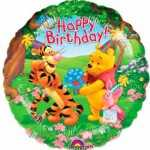 С Днем рождения! от Винни Пуха