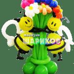 Букет Пчёлки-обнимашки