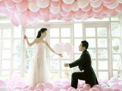 Внимание свадебная Акция на оформление шарами!