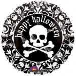 Шар хэллоуин пираты