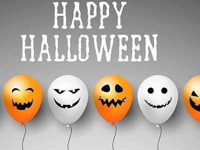 Широки ассортимент шаров на самый страшный праздник года Halloween 2019!!!